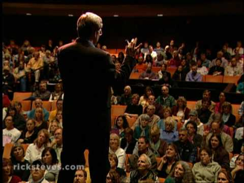 Rick Steves' Iran Lecture Part 3: Meeting Iranians