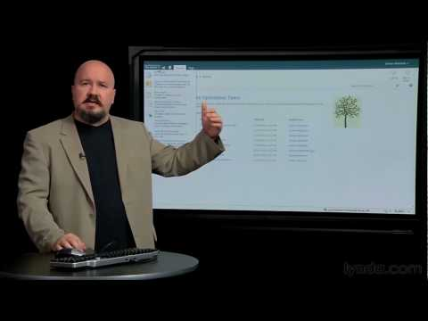 SharePoint 2010: Exploring the interface updates | lynda.com overview