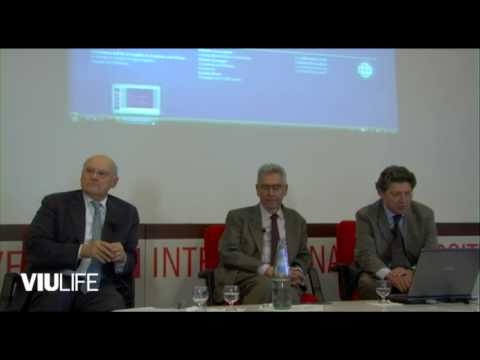 "VIU Lecture 2010 ""Ethics and Globalization"" - Wilhelm Vossenkuhl - part 1"