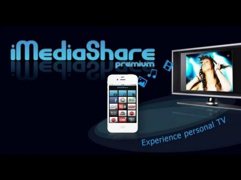 Stream Music, Photos & Videos Wirelessly From All iDevices To PS3 /  Xbox 360 iMediaShare