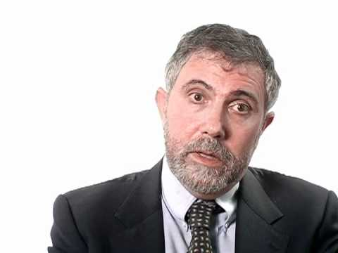 Paul Krugman on What Shaped America