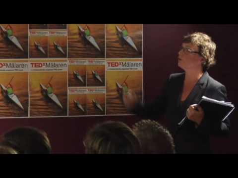 TEDxMälaren - Anne-Marie Körling - You Can't Imagine I am a Teacher
