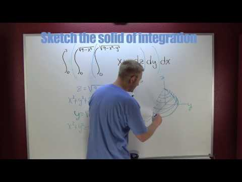 Sketch the solid of integration.mov