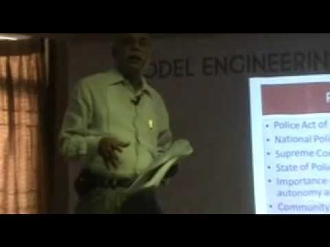 TEDxMEC - Hormis Tharakan - Role of Intelligence in Governance