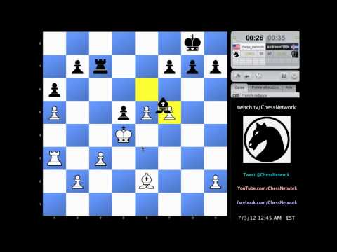 Warzone Kings Chess Tournament [89]