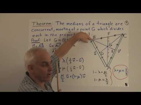 WildLinAlg2e: Geometry with vectors (last)