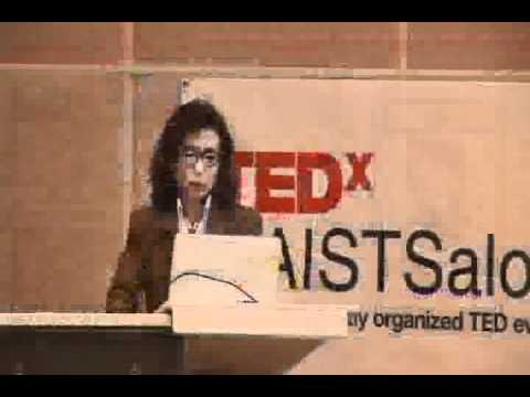 TEDxKAISTSalon - Myeungsook Yoh - How to be at the Intersection?