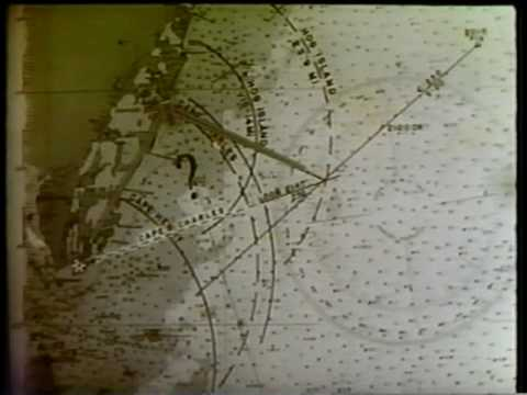 Night Piloting - Surface 1943 Navy Navigation Training Film