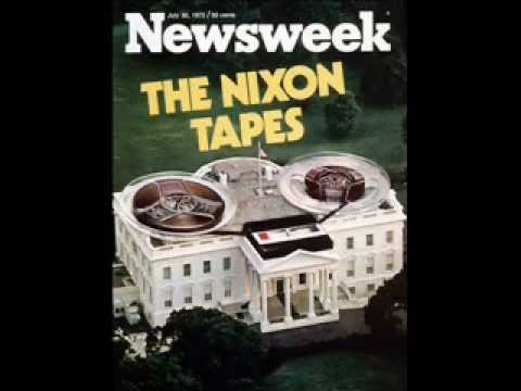 Three Nixon White House Tape Conversations Relating to Unions