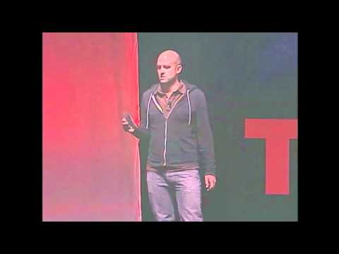 TEDxCincy - Ben Nicholson - A Re-imagining of the Creative Cultural Future