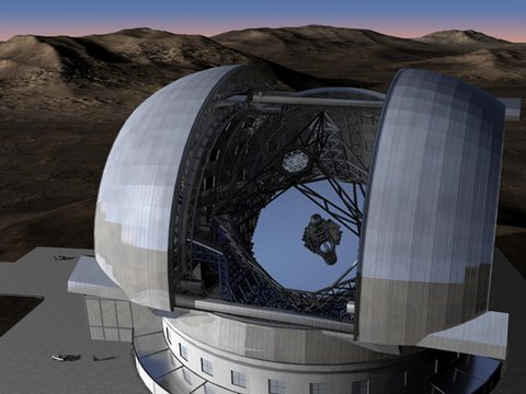 World's Biggest Telescope - Sixty Symbols