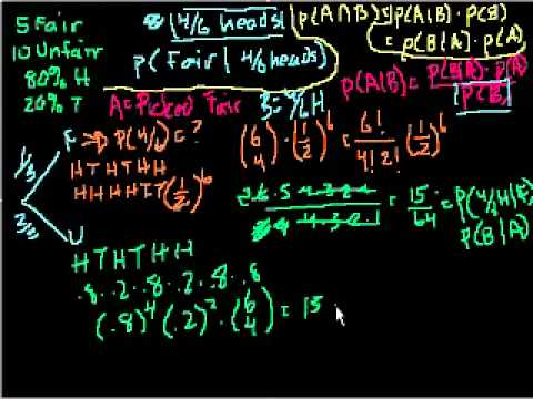 Saylor MA252: Conditional Probability and Combinations