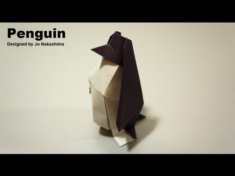 Origami Penguin (Jo Nakashima)