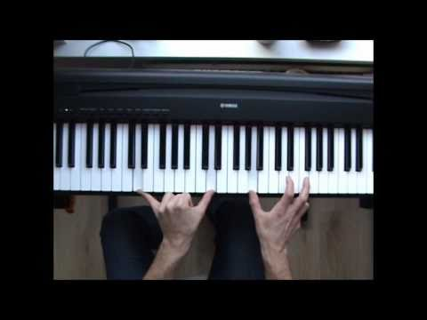 ♫ How To Play Grenade Bruno Mars Piano Tutorial Lesson HD
