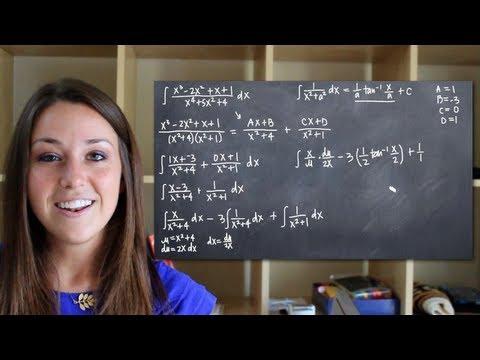 Partial fractions with distinct quadratic factors