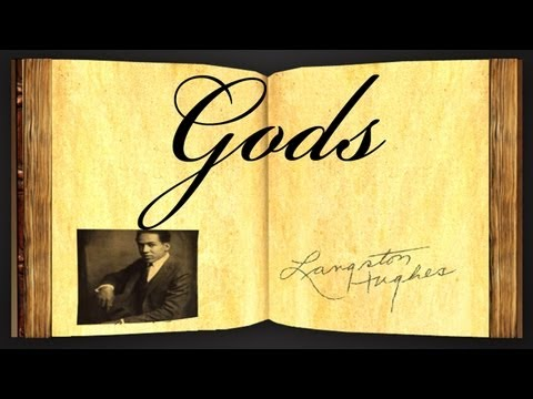 Pearls Of Wisdom - Gods by Langston Hughes - Poetry Reading