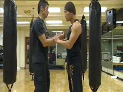 Wing Chun - Top Triangle (basics) part 2