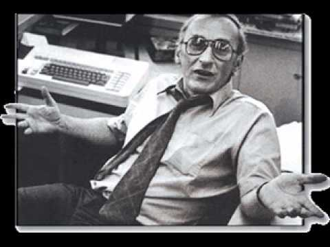 Studs Terkel Reads a Mike Royko Column on Working in Chicago's City Hall