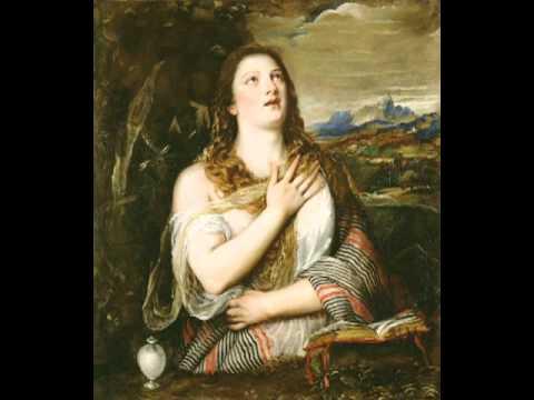 The Penitent Magdalene, Titian (Tiziano Vecellio)
