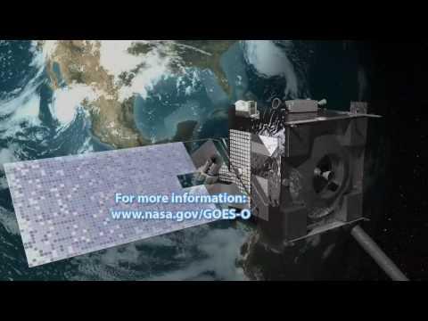 NASA | NOAA's GOES-O: The Future of Hurricane Forecasts