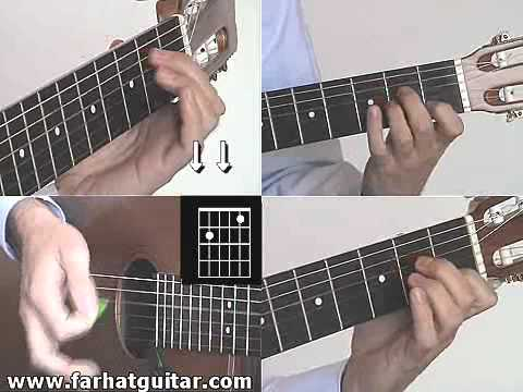 redemption song bob marley guitar part 2 www.Farhatguitar.com