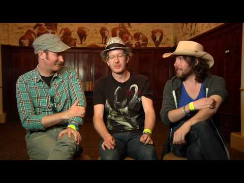 SXSW 2010 Interviews | Broken Social Scene re: Mix Tapes | PBS