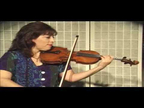 Violin Lesson - Song Demonstration - Canon in D (Ph. 4)