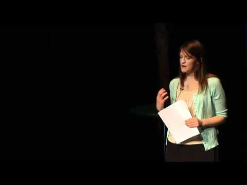TEDx Anchorage 2011 - Victoria Barber - Reporting the Virtual Village