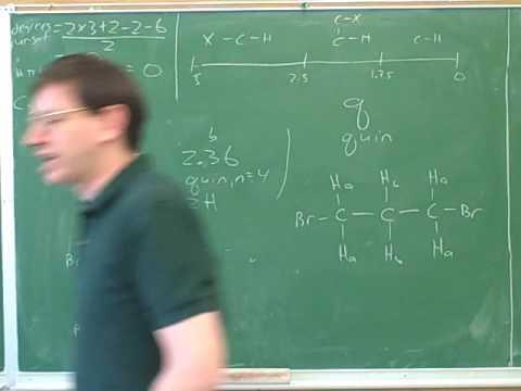 Proton NMR problems (14)