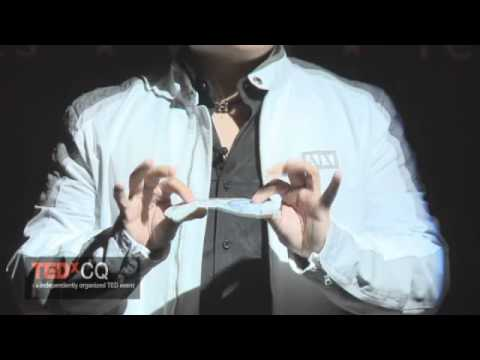 TEDxCQ - JC Sum - Inside the mind of a Magician