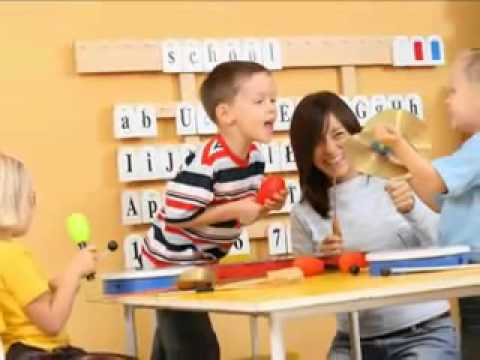 This Is The Way We Laugh And Play - School Songs For Children