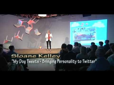 TEDxCreativeCoast - Sloane Kelley - My Dog Tweets: Bringing Personality to Twitter