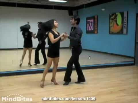 Salsa Dancing - Intro to Salsa: Cross-Body Lead InsideTurn