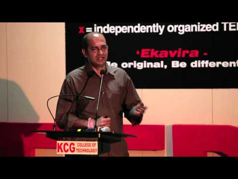 TEDxKCG - Suresh Iyer - The Evolution of Electronic Content