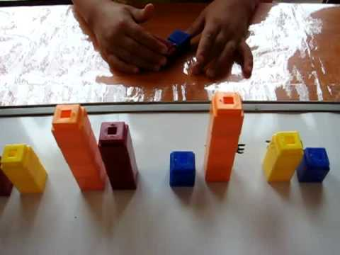 Preschool - Math. patterning 3