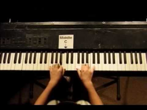 Piano Lesson - Hanon Finger Exercise #19