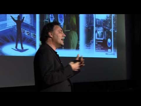 TEDxWarwick - Gerd Leonhard - Friction is fiction: the future of business, communications and media