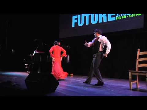 TEDxGreenville - Jose de Guadalupe - Flamenco