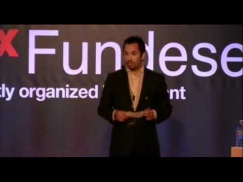 "TEDx Fundesem - Enrico Ahrens ""How should people be treated"""
