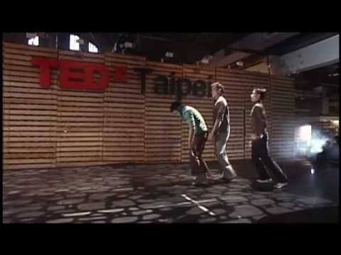 TEDxTaipei - HORSE - Modern Dance: the Supple Physicality and Subtle Dramatic Gifts  ( 驫舞團)