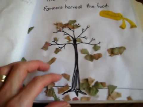 Preschool-Social Studies. Seasons folder