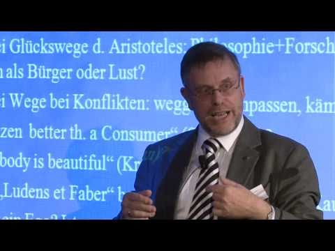 TEDxRheinMain - Prof. Dr. Gunter Dueck - Building your identity (German)