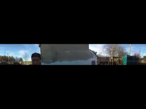 Sony Bloggie  Panoramic view