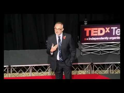 TEDxTeddington - Richard Weeks - 'Shut Up!'