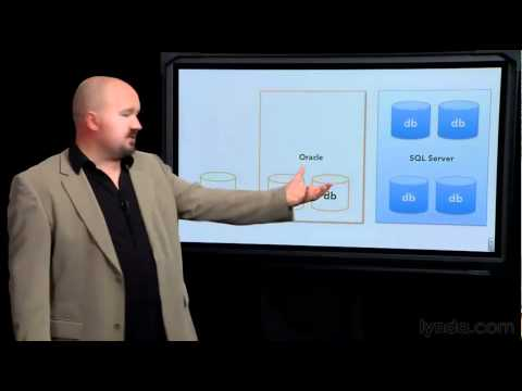 Understanding the core components of SQL Server   lynda.com overview