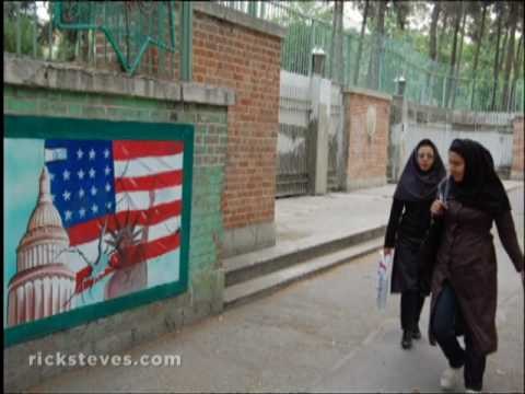 Rick Steves' Iran Lecture Part 8: The Revolution