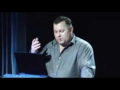TEDxJohannesburg - Shane Immelman - 11/15/09