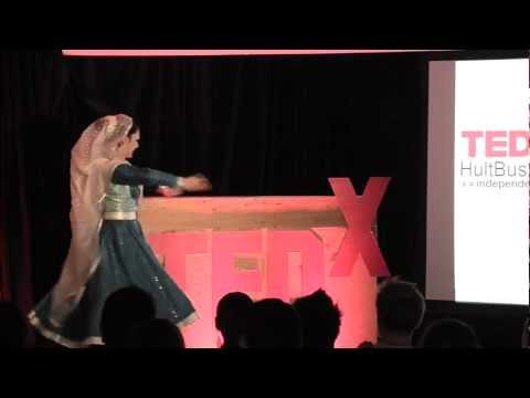 TEDxHultBusinessSchoolSF - Amy Patel - Kathak (North Indian Classical Dance)