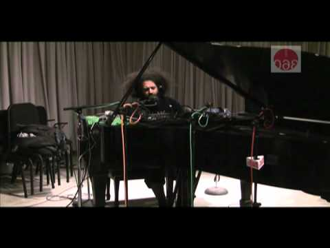 "Studio 360: Reggie Watts Performs ""Marsupial"""