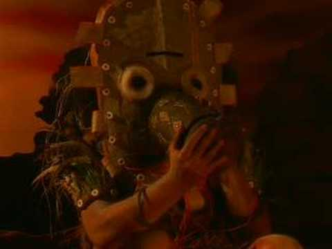 Really weird dream - The Mighty Boosh - BBC comedy